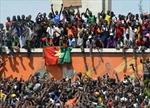 Tranh giành quyền lực sau đảo chính ở Burkina Faso