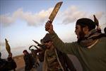 Giao tranh ác liệt ở Libya, 100 người thương vong