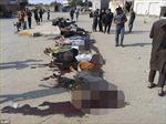 IS hành quyết 85 thành viên bộ lạc Iraq