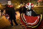 Lễ hội tưởng nhớ người đã khuất ở Mexico