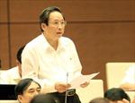 Kỳ họp 8, Quốc hội khóa XIII: Đánh giá hiệu quả tái cơ cấu kinh tế