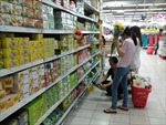 Hàng Việt ngày càng khó vào siêu thị