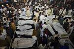 Taliban đánh bom đẫm máu tại cửa khẩu Pakistan