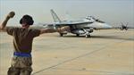 Canada tiến hành đợt không kích đầu tiên chống IS