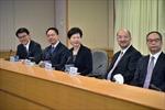 Hong Kong bác đề xuất giải tán Hội đồng Lập pháp