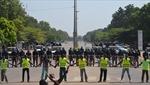 Hành trình cuộc chính biến ở Burkina Faso