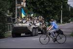 Nga kêu gọi Ukraine ngừng chiến dịch quân sự ở miền Đông