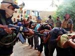 IS tiếp tục tàn sát người dân ở Iraq