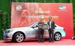 Viettel trao xe Mercedes cho khách hàng góp ý hiệu quả nhất về dịch vụ