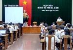 Họp báo Dự án cáp treo Phong Nha-Kẻ Bàng