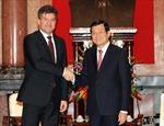 Việt Nam và Slovakia sẽ tăng cường quan hệ