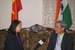 Tiềm năng hợp tác du lịch Việt-Ấn rất lớn