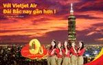 Mở đường bay Đài Bắc – TP Hồ Chí Minh