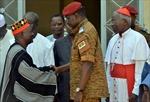 Các bên ở Burkina Faso nhất trí quá trình chuyển tiếp kéo dài 1 năm