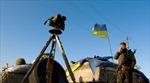 Dự án xây tường bao quanh biên giới phía Đông Ukraine