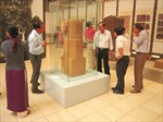Hoàn thiện hồ sơ đề nghị công nhận Mukhalinga là bảo vật Quốc gia