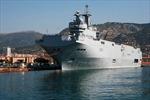 Pháp chưa đủ điều kiện chuyển tàu Mistral cho Nga