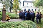 Bộ trưởng Trần Đại Quang thăm và làm việc tại Pháp