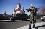 Quân ly khai Ukraine đề xuất 'Thỏa thuận Minsk' phiên bản mới