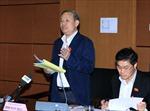 Thảo luận tổ về dự án Luật Tổ chức Chính phủ