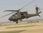 Rơi trực thăng Apache, 2 lính Mỹ thiệt mạng