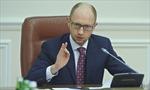 Kết quả chính thức bầu cử Quốc hội Ukraine