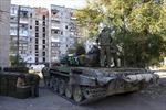 OSCE quan ngại về xe tăng xuất hiện ở Ukraine