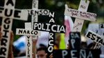 Sinh viên Mexico tấn công trụ sở chính quyền bang Guerrero