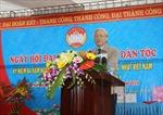 Tổng Bí thư dự Ngày hội đại đoàn kết toàn dân tại Thái Nguyên