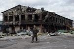 Chiến sự bùng phát ở miền đông Ukraine