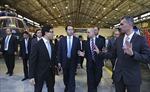 Bộ trưởng Trần Đại Quang thăm Israel
