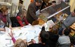 Ủy ban bầu cử Ukraine phê chuẩn kết quả tổng tuyển cử