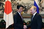 Nhật lao theo thế lưỡng nan với Nga, Mỹ