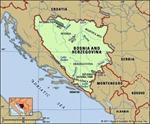 Nga không tán thành nghị quyết LHQ về Bosnia-Herzegovina