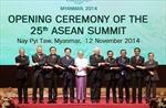 Khai mạc Hội nghị cấp cao ASEAN tại Myanmar