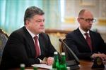 Ukraine nhất trí nguyên tắc hình thành liên minh cầm quyền