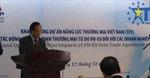 Khai trương dự án Năng lực thương mại Việt Nam