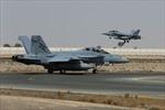 Gánh nặng không kích IS đè lên vai Mỹ