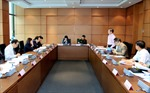 Thảo luận tổ về dự thảo Bộ luật dân sự (sửa đổi)