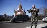 Kiev: Phe ly khai chiêu mộ lính đánh thuê Nga