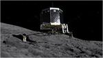 Thiết bị thăm dò Philae hoạt động tốt trên sao Chổi Chury
