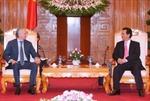 Thủ tướng tiếp Tổng Giám đốc Gazprom Neft