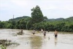 Tắm sông, hai học sinh lớp 9 bị nước cuốn mất tích