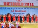 Triển lãm quốc tế Vietbuild Hà Nội 2014