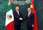 Mexico, Trung Quốc ký 14 hiệp định hợp tác