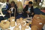 Nghệ nhân Việt Nam tham gia Hội chợ quốc tế Ấn Độ
