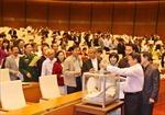 Làm rõ hơn trách nhiệm của Hội đồng bầu cử Quốc gia