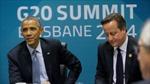 Lãnh đạo Mỹ, EU hội đàm về Ukraine bên lề hội nghị G20