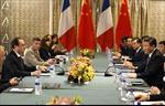 Pháp, Trung Quốc thúc đẩy quan hệ đối tác chiến lược toàn diện