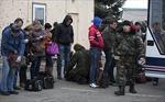 Tổng thống Poroshenko: Ukraine sẵn sàng cho chiến tranh tổng lực